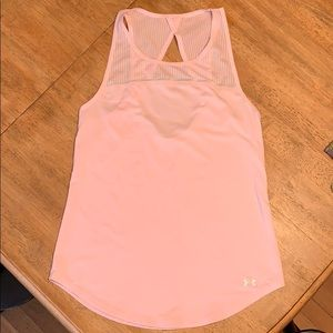 Under Armour Open Back Tank Top